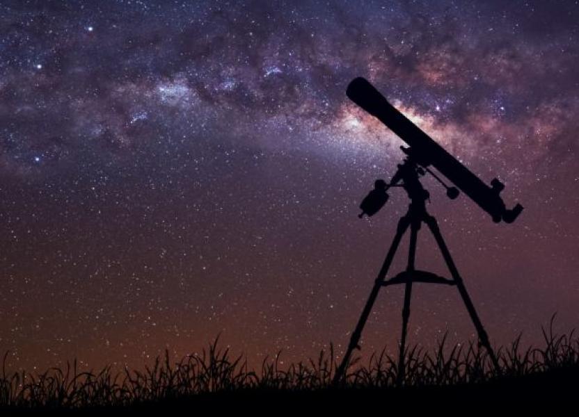 Introducción al uso del telescopio