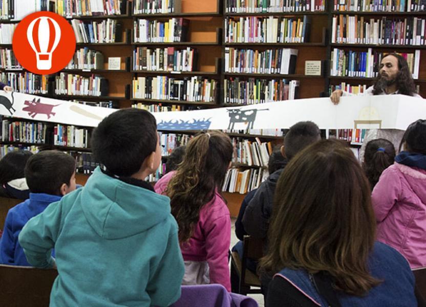 Biblioteca Popular Constancio Vigil