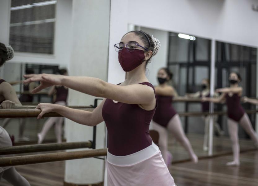 Escuela de Danza Ernesto de Larrechea