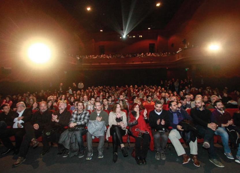 26 festival de Cine Latinoamericano Rosario