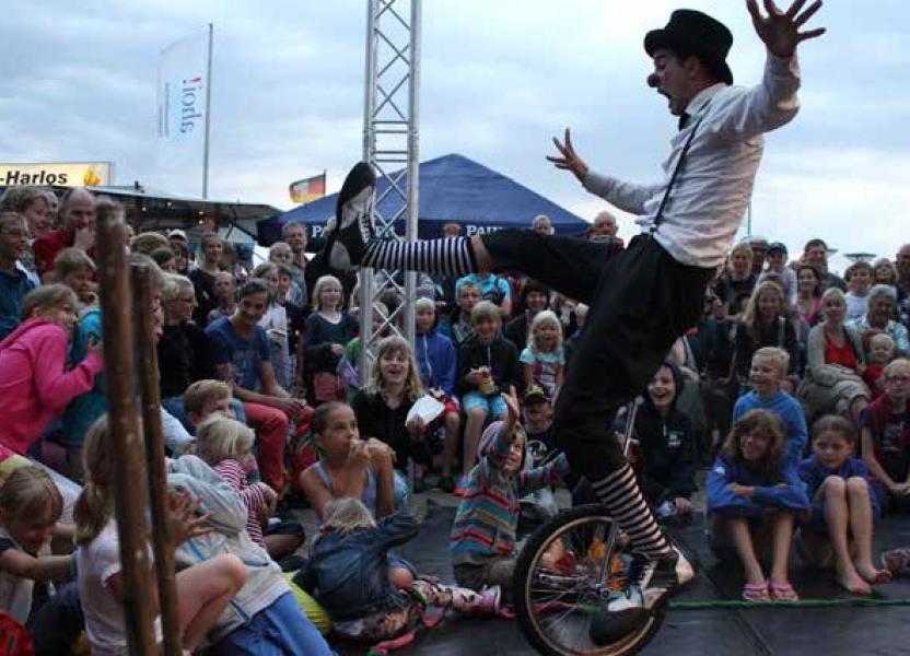 funcion circo