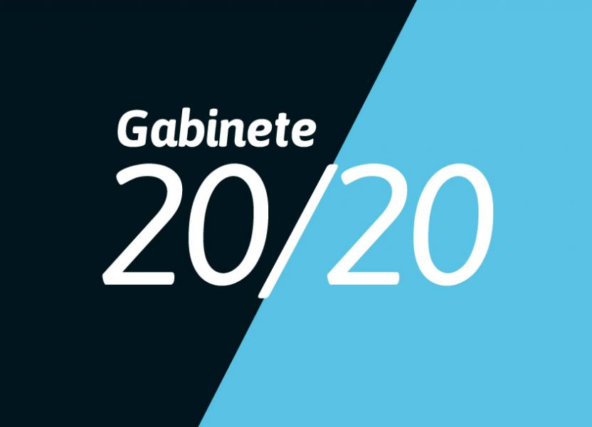 Convocatoria Gabinete 2020