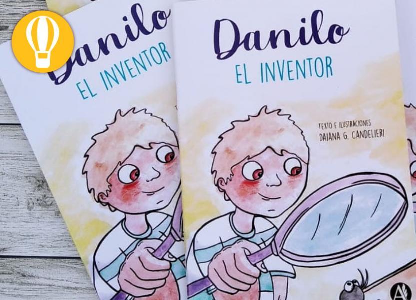 Libro de Daiana Candelieri