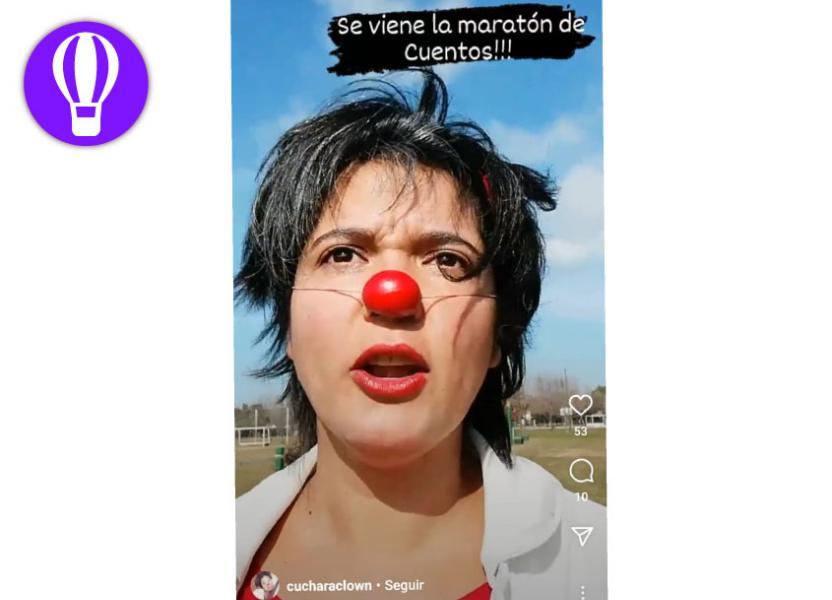 Cuchara Clown