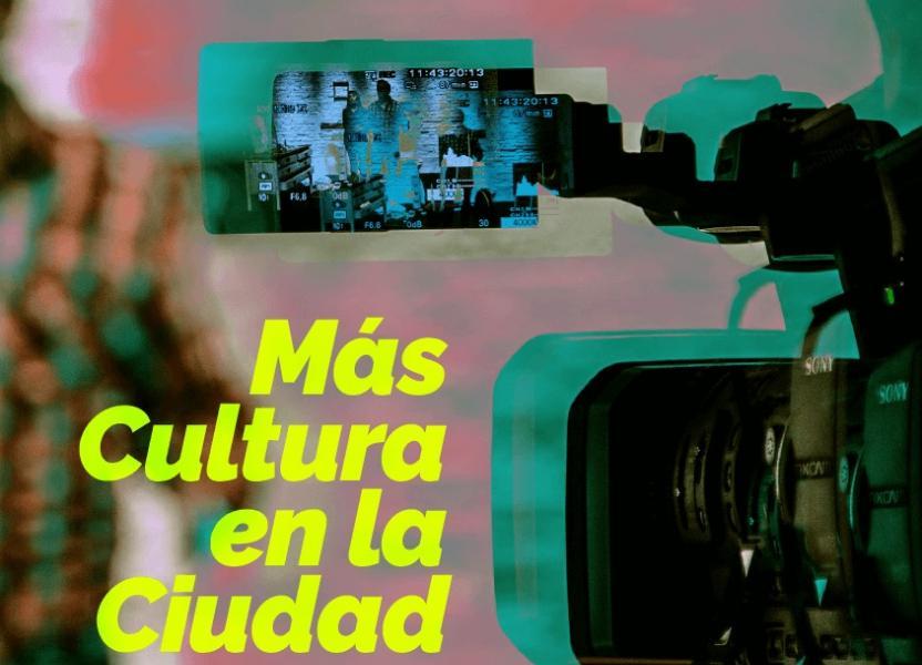 Más Cultura en la Ciudad