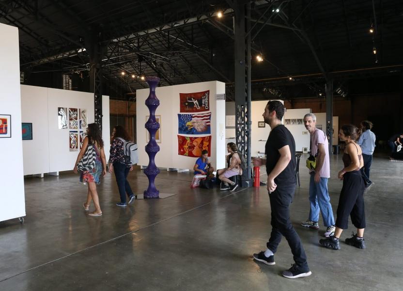 Microferia de Arte Rosario 2020