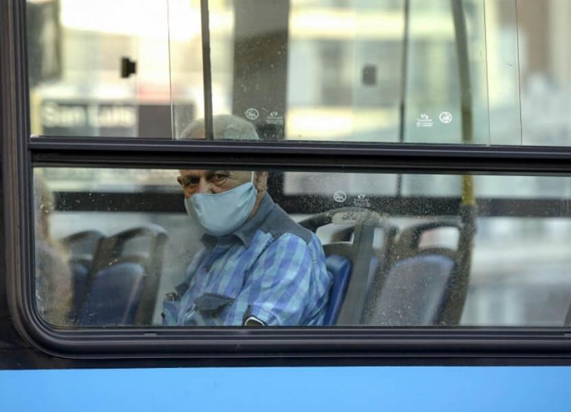 Fotografía de la muestra Registro de pandemia del Museo de la Ciudad