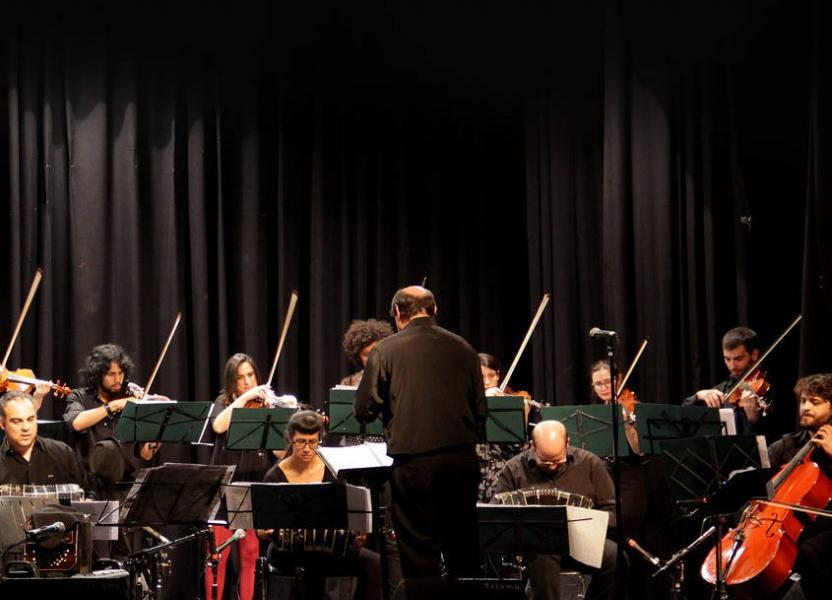 Orquesta Escuela de Tango Rosario