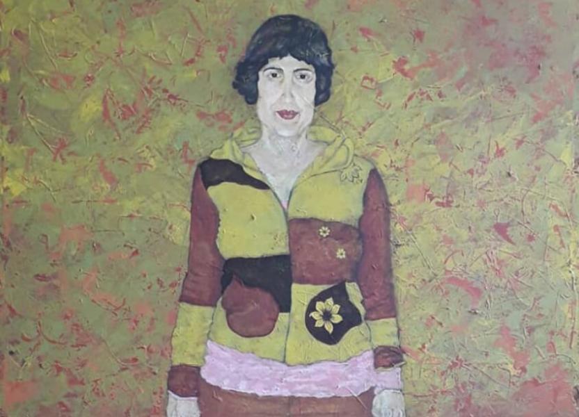 Pintura de Ariel Gabiniz