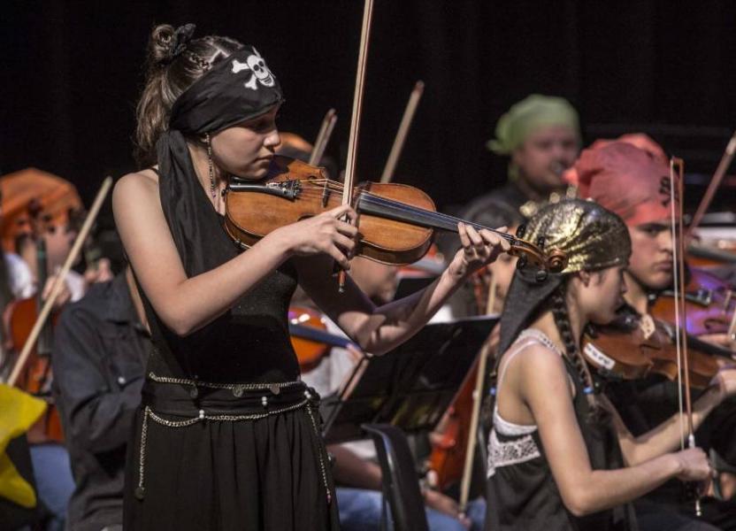 Escuela Orquesta Barrio Ludueña