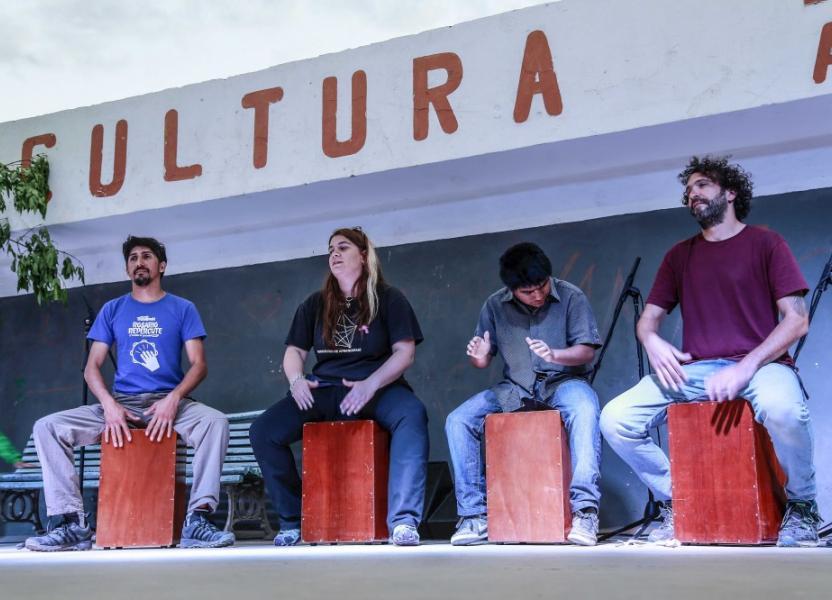 Casa de la Cultura de Barrio Alvear