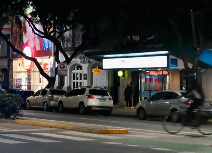 Centro comercial Pellegrini
