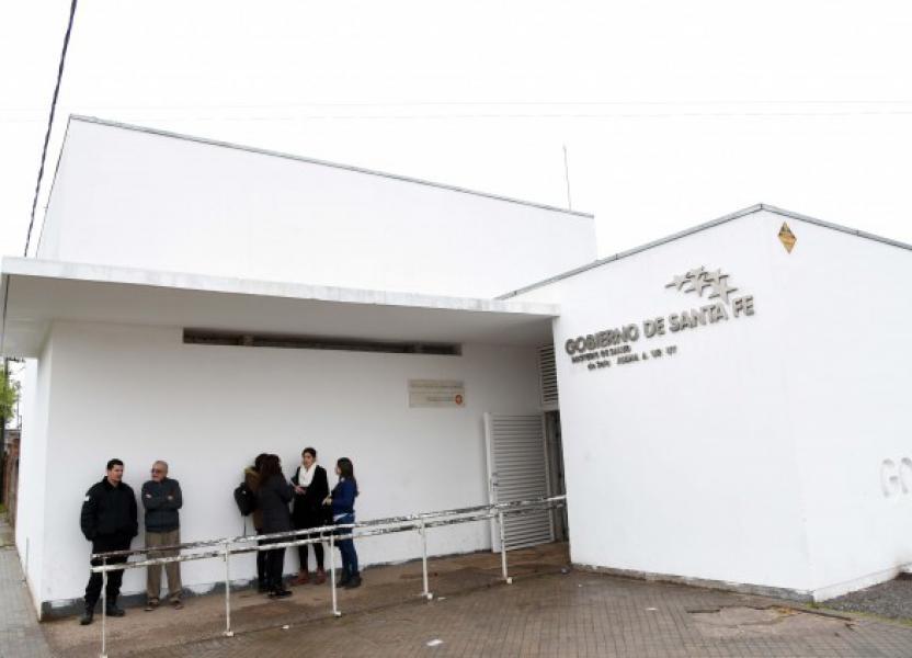 Centro de salud Juana Azurduy