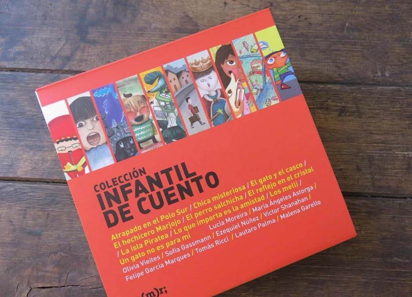 Colección Infantil de Cuento Editorial Municipal