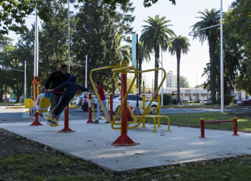 Cuatro Plazas