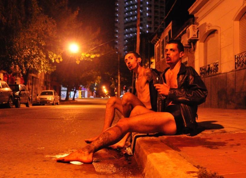 Emanuel y Lautaro