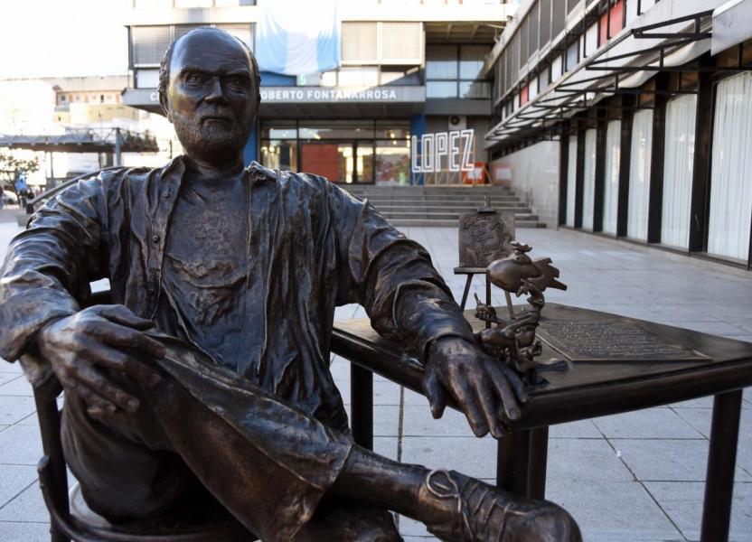 Estatua Fontanarrosa