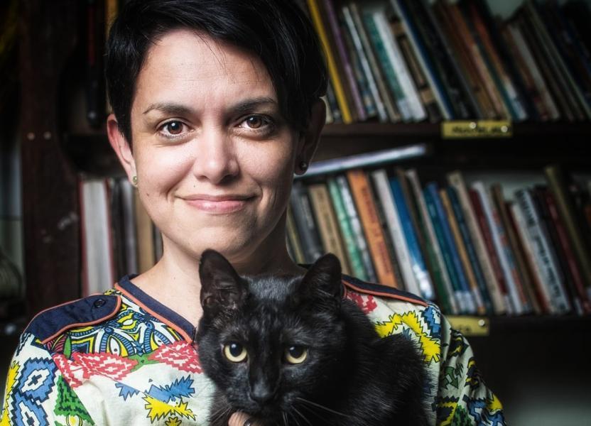 Foto de Laura García del Castaño