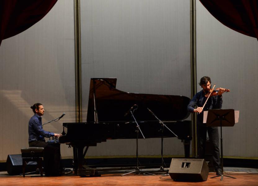 Orquesta de Tango Guastavino. Grupo Lagier- Querini