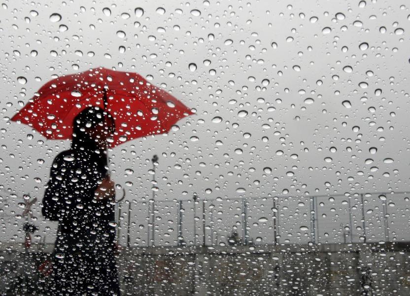 Lluvia en invierno