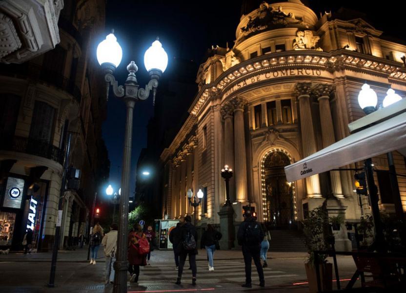 noche de las peatonales