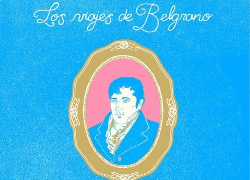 portada del libro Los viajes de Belgrano