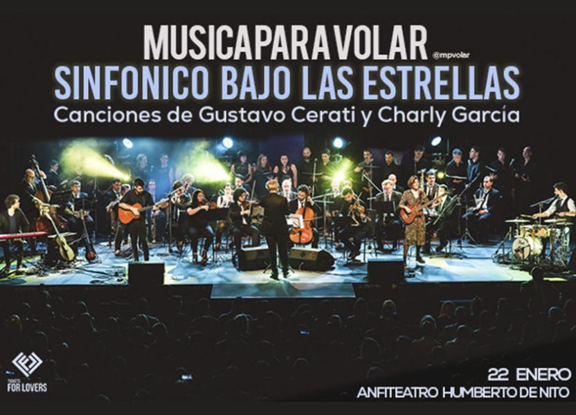 Recital de Música para Volar en el Anfiteatro Municipal