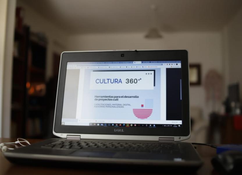 Se lanza Cultura 360: Herramientas para el desarrollo de prácticas culturales