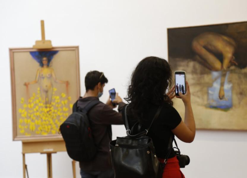 Legado público: destacada obra del Negro Gómez integra ahora el patrimonio del Museo Castagnino