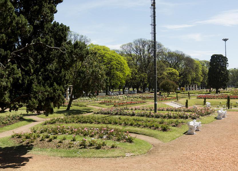Rosedal Parque Independencia