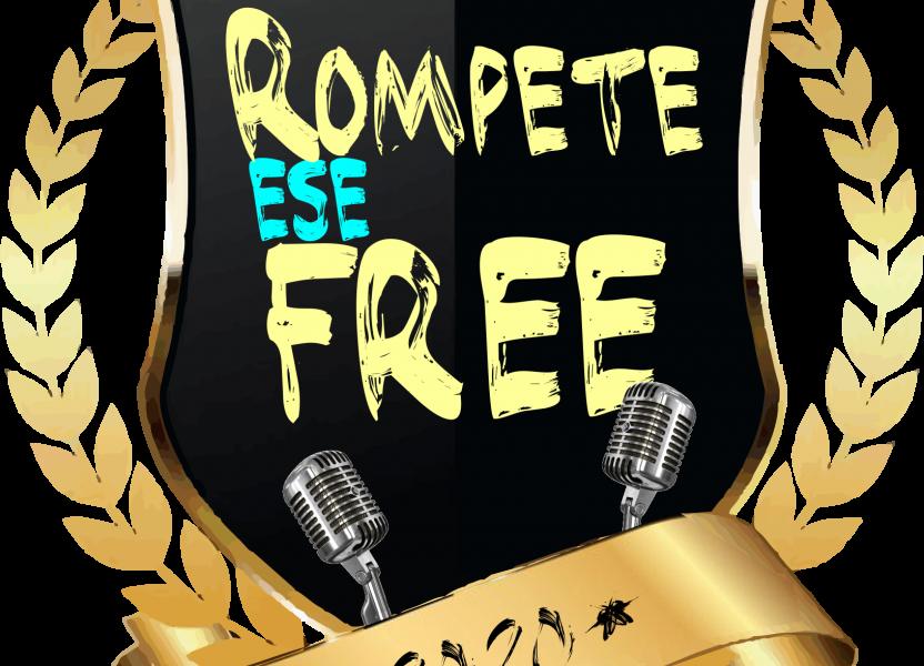 Logo competencia Rompete ese Free