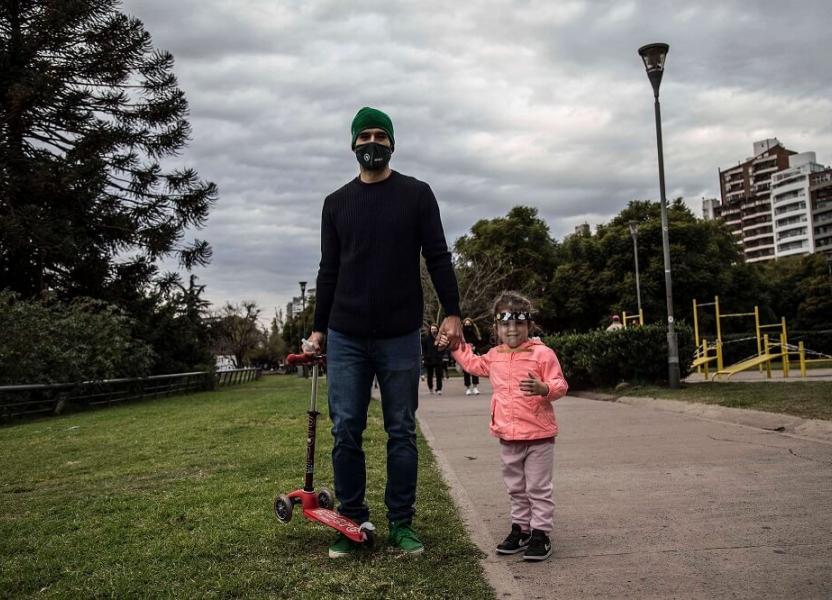 Espacio público de Rosario