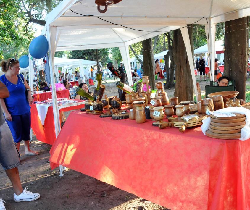 Feria autogestiva Costa Alta