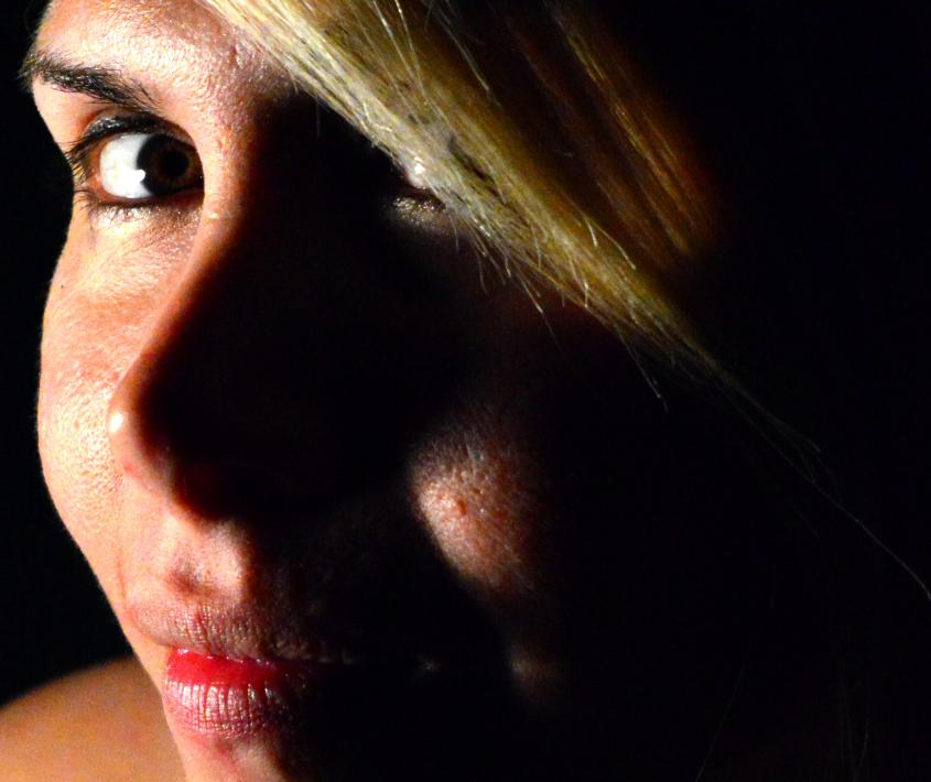 Fotorreportaje a Celeste Castro, Trabajadora Sexual