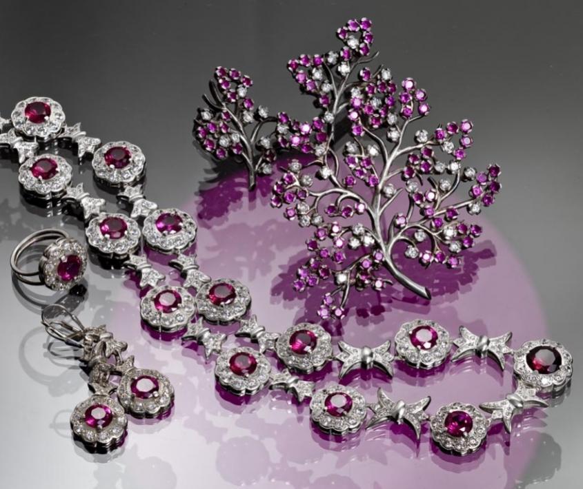 Exhibición Las joyas de Evita