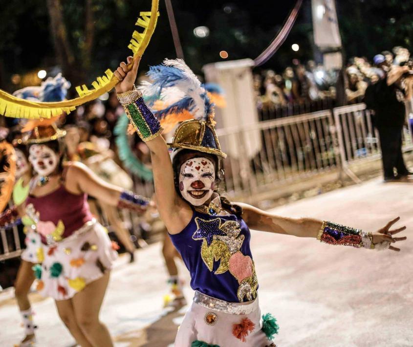 Carnaval 2020 en Rosario