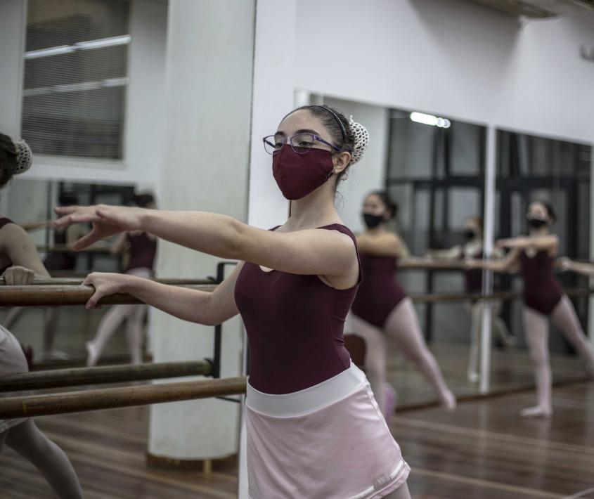 LARREDANZA. Gala Virtual y Seminario de Danza