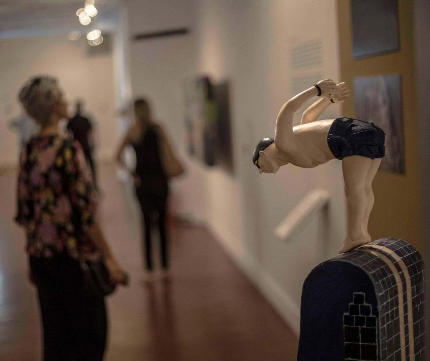 Indisciplinados. Salones en el Museo Castagnino+Macro