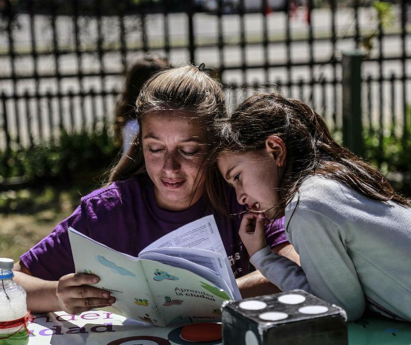 La Ciudad de los Niños convoca a voluntarias y voluntarios