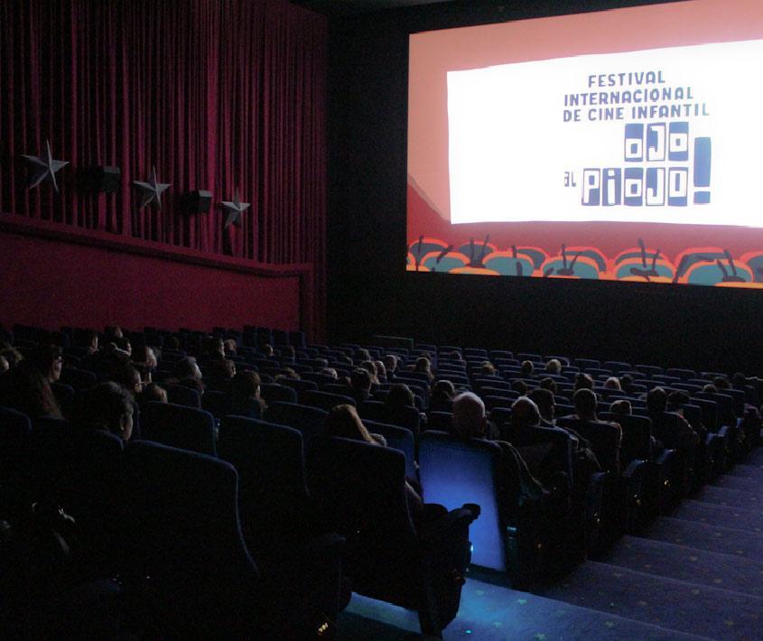 Festival de Cine Infantil Ojo al Piojo