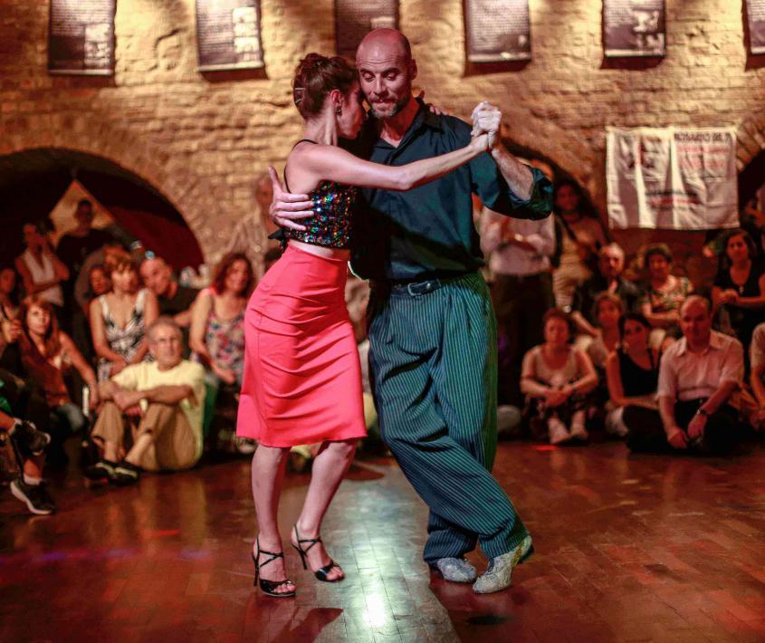 XV Encuentro Metropolitano de Tango Rosario 2019