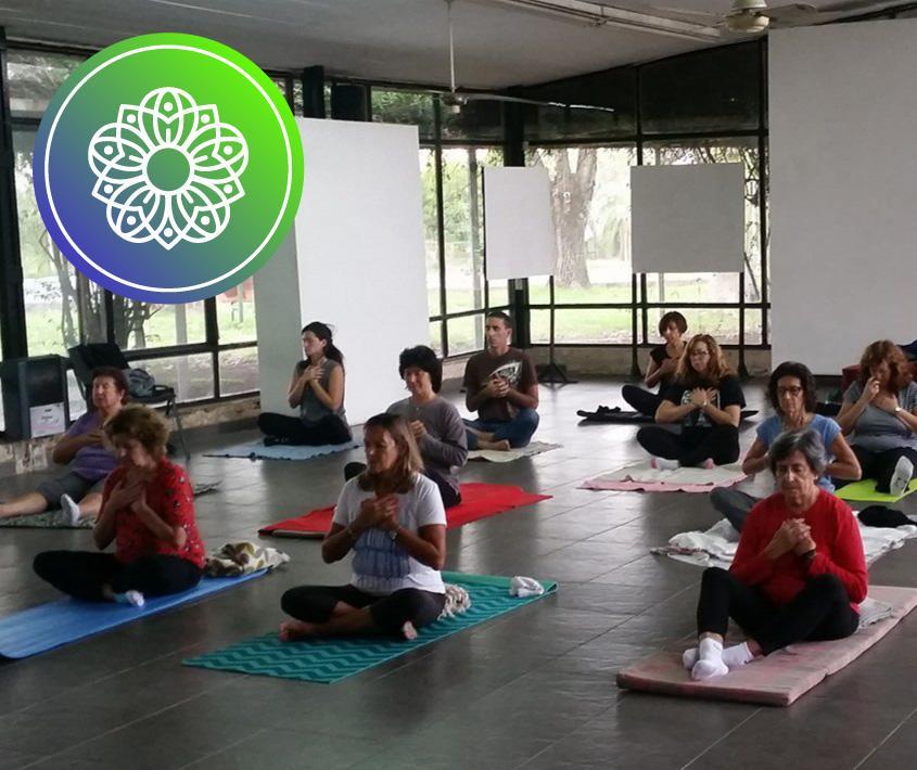 Yoga, arte y mandalas