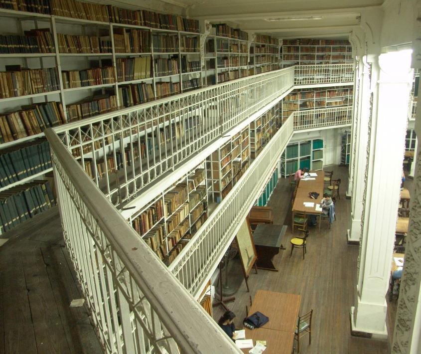Se rehabilitó el sistema de préstamo de libros para bibliotecas municipales.