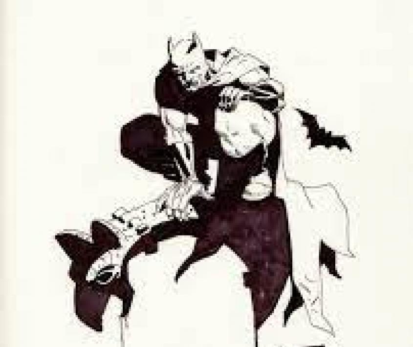 Muestra: Batman por Eduardo Risso