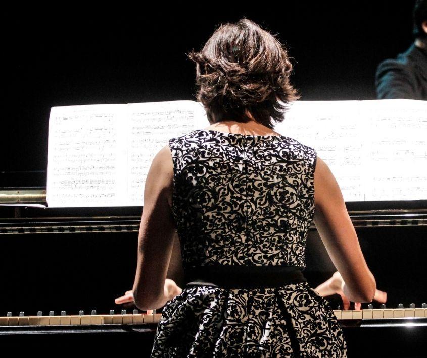 Colectivos de la Música en el Teatro del CC Parque de España