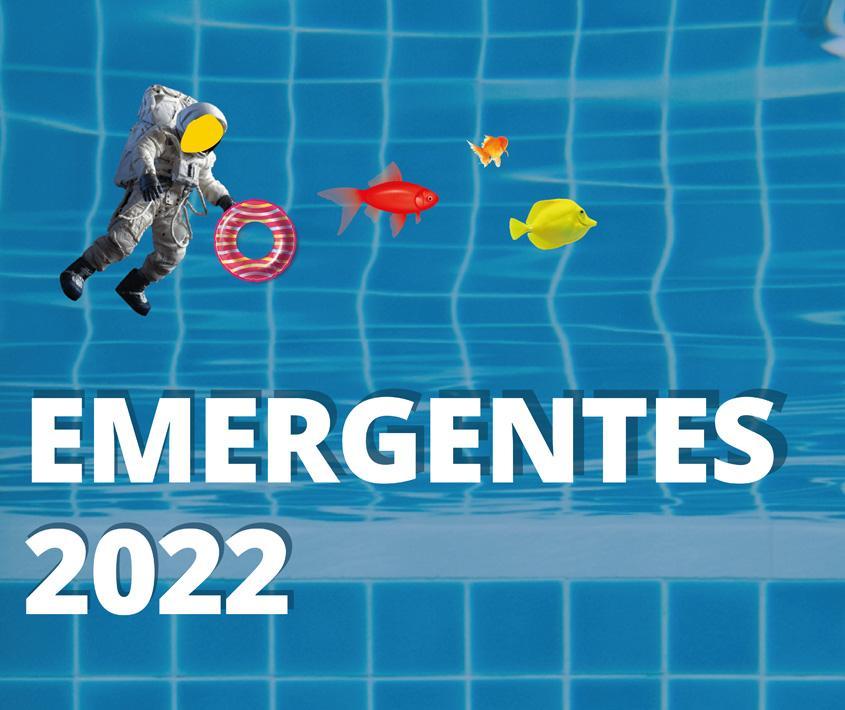 Convocatoria para Emergentes 2022