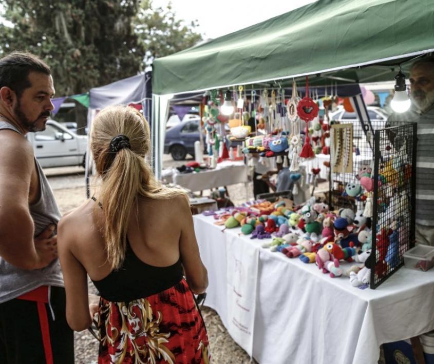 Feria Ecológica Plaza López