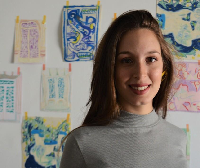 Minigalería Virtual: Luisina Addad