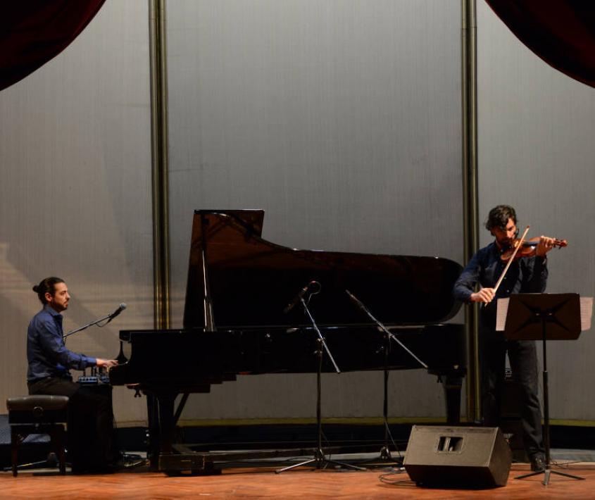 Orquesta de Tango Guastavino. Grupo Lagier-Querini