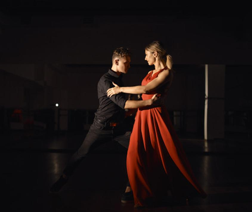 Taller de tango: De la idea al movimiento
